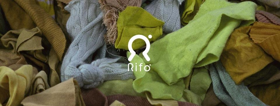 Rifò - 100% lana e cashmere rigenerato sostenibile